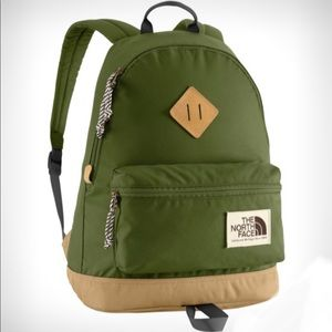 NWT The North Face Mini Berkeley Backpack - Green